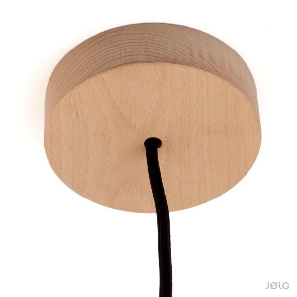 Holz Baldachin (Buche Natur)