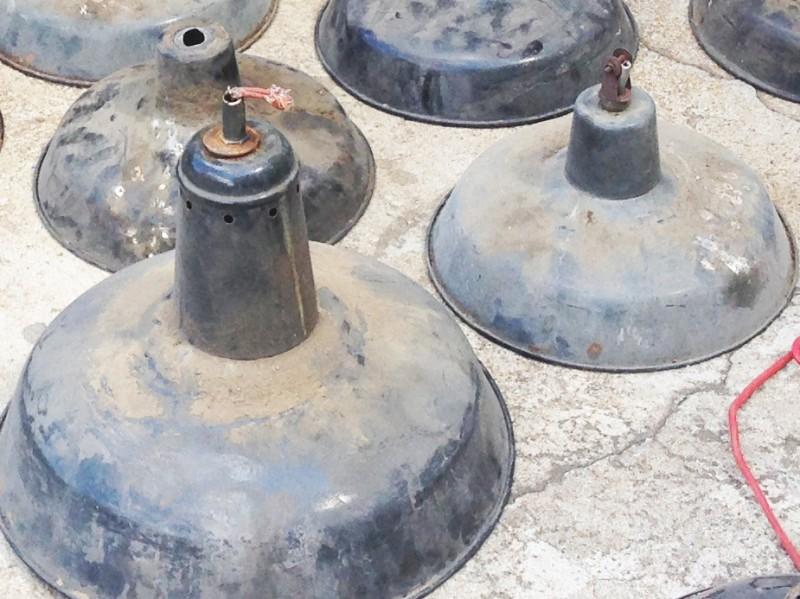 Jolg Restaurierte Industrielampen Vintage Und Neue