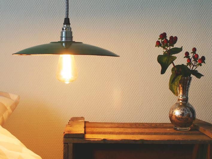 lampe esstisch blendet