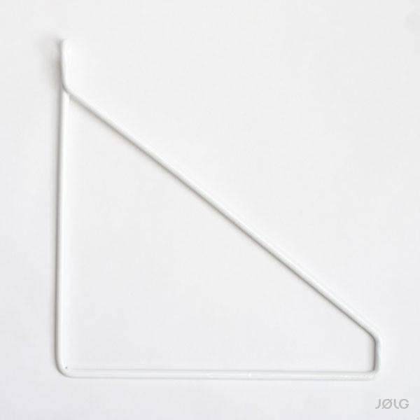 Regal Halterungen für DIY Wandregale Weiß Regalhalter