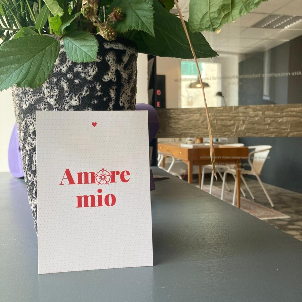 Gernsbacher Postkarte | Amore Mio