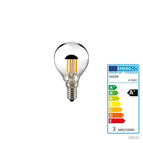Kopfspiegel LED E14